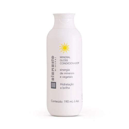 Condicionador-Natural-Mineral-Gloss-com-Argila-Branca-190ml-Elemento-Mineral