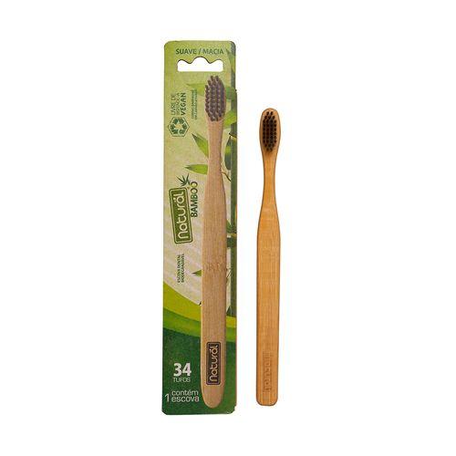 Escova-Dental-Natural-de-Bambu-34-Tufos-–-Organico-Natural