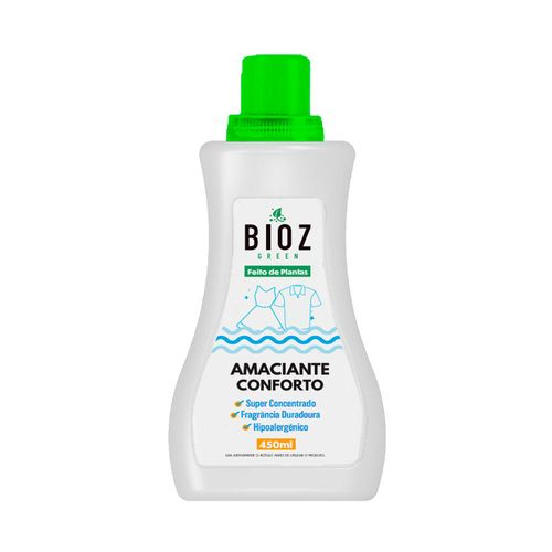 Amaciante-Vegano-Natural-Conforto-Bioz