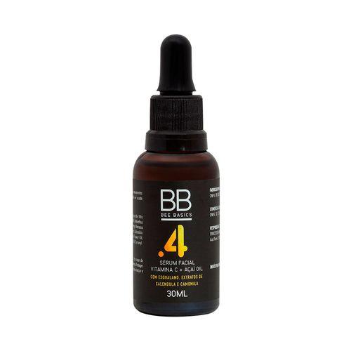 Serum-Facial-Vitamina-C-com-Esqualano-e-Oleo-de-Acai-30ml-Bee-Basics