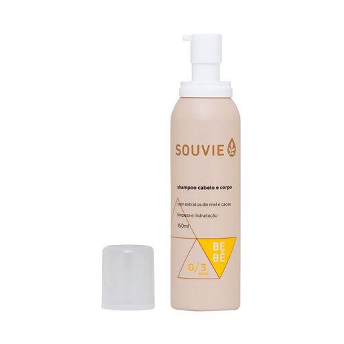 Shampoo-Cabelo-e-Corpo-Bebe-150ml---Souvie