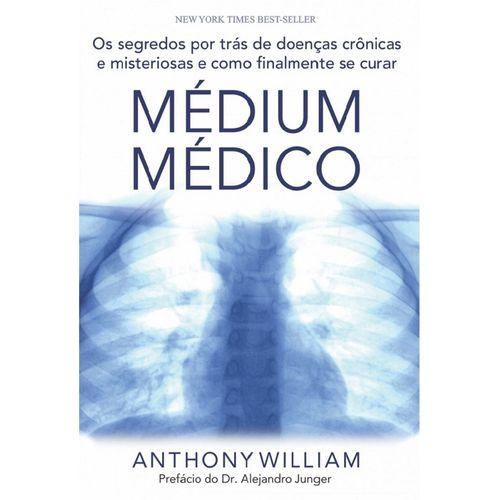 Livro-Medium-Medico-Anthony-William